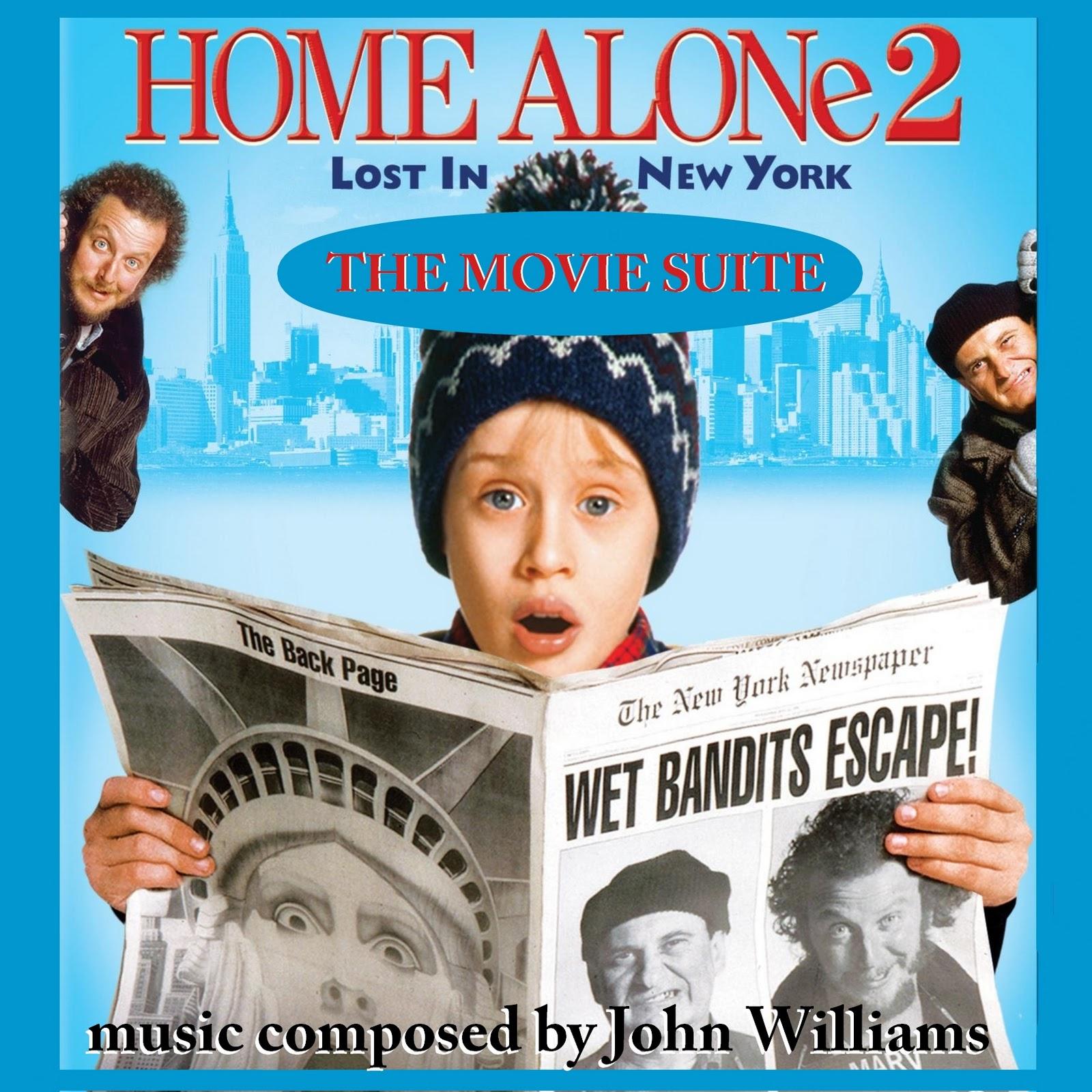 Home Alone Soundtrack (25th Anniversary Edition by John Williams)