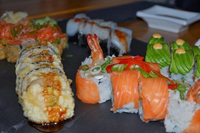 ra sushi tromso noruega