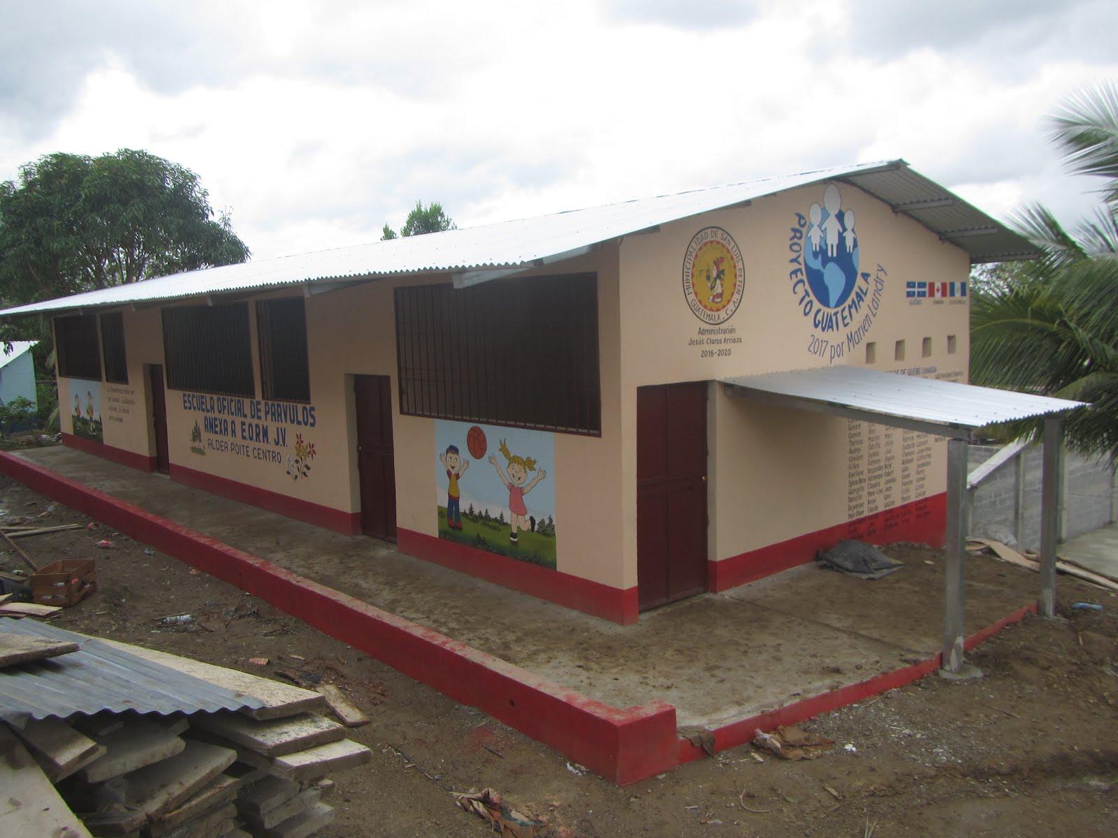 École Poite Centro 2017