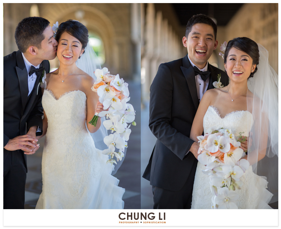 stanford university church wedding photographer