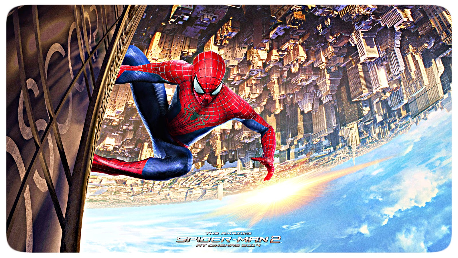 The Amazing Spider-Man 2 HD Movie Poster