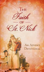 "Best-seller, ""The Faith of St. Nick:An Advent Devotional"" by Ann Nichols (Melanie Karis)"