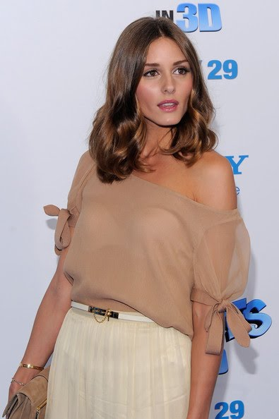 Olivia Palermo Photos from Smurfs Premiere