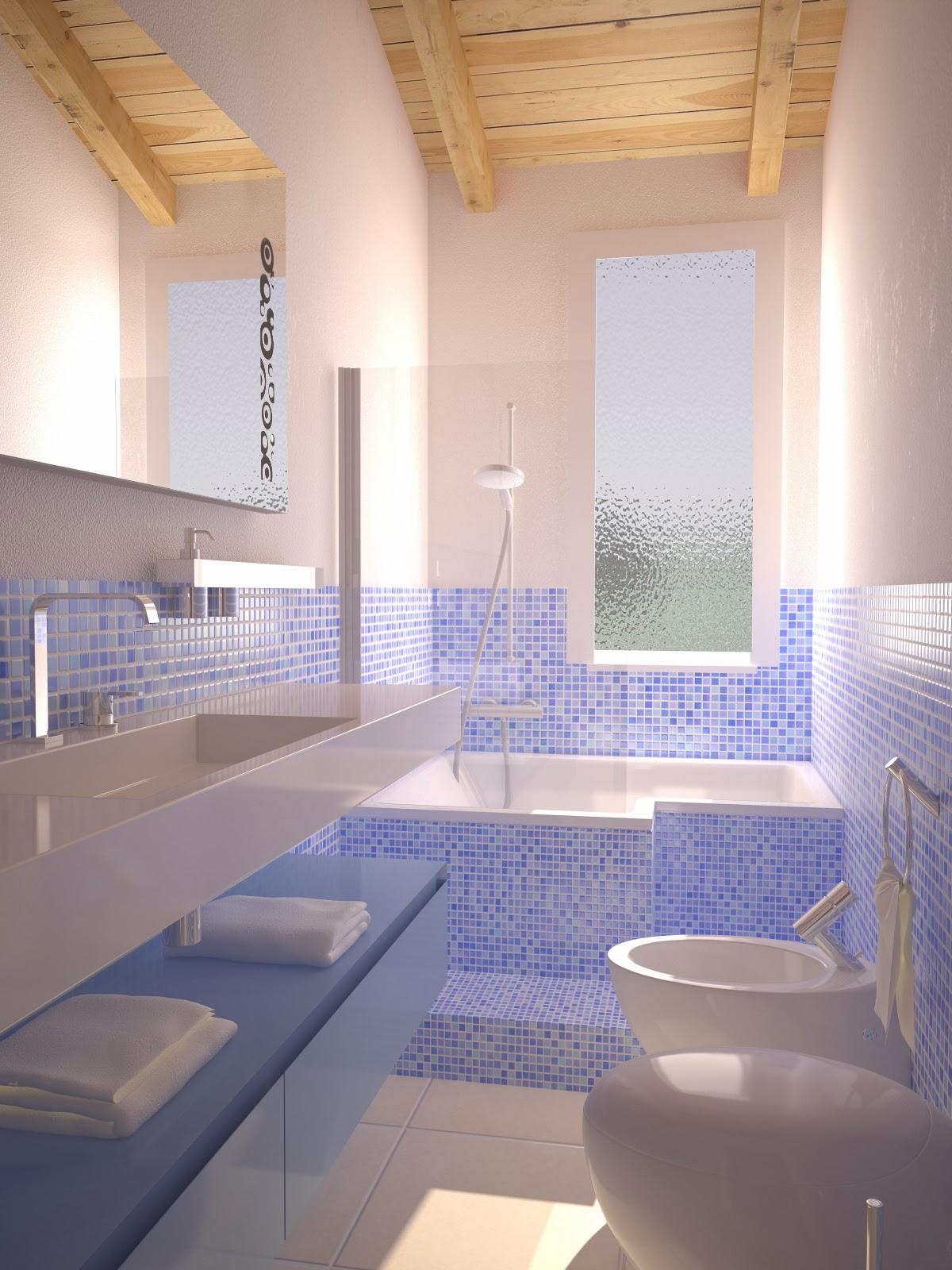 Il mio angolo nel mondo arredare il bagno idee for Elementi bagno