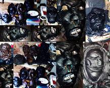Masks by JOHARI