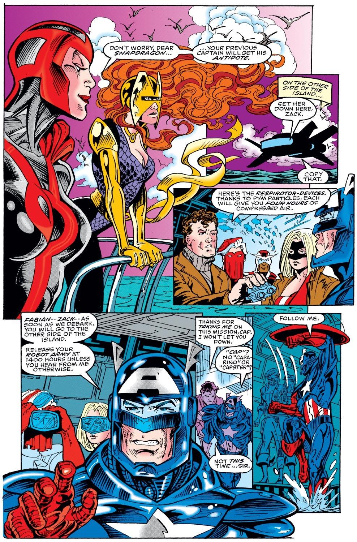 Captain America (1968) Issue #440 #392 - English 11
