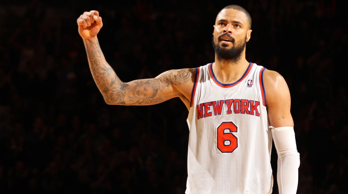 tyson chandler - photo #46