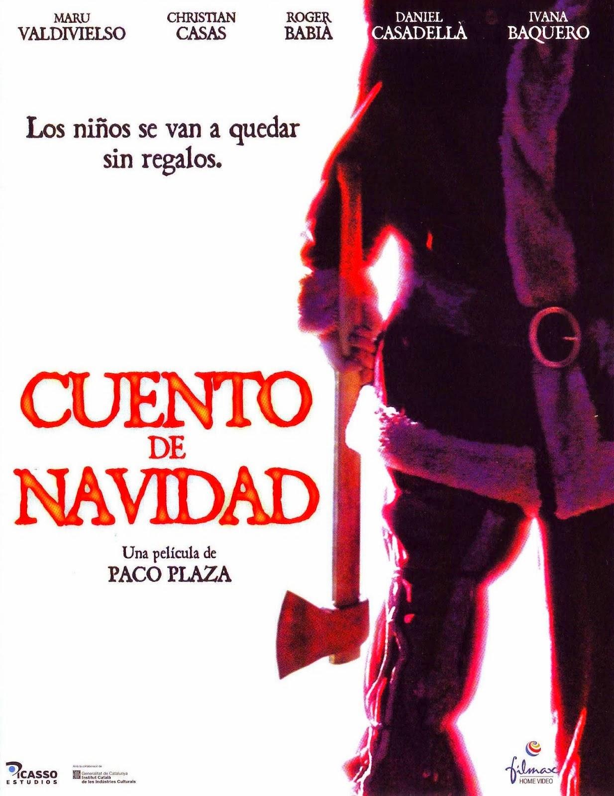 """ESPECIAL NAVIDAD. DIA 13: """"Cuento de Navidad"""" (2005) de Paco Plaza."""