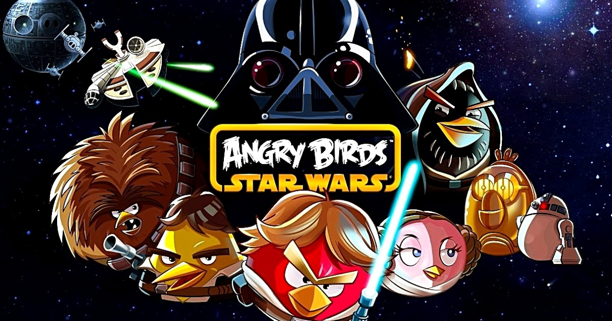 Скачать Angry Birds Star Wars (Мод - androidtop.net