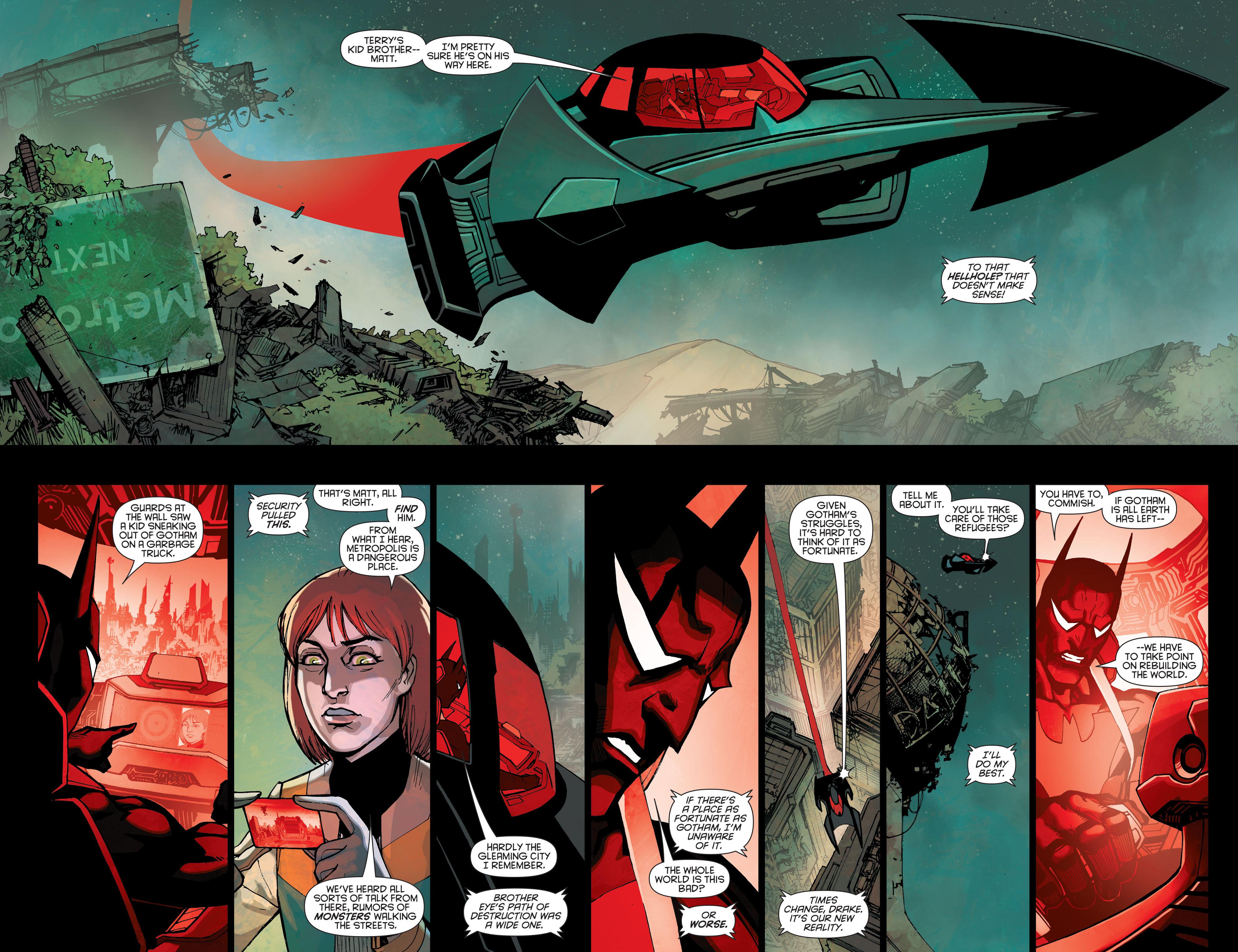 Batman Beyond (2015) Issue #9 #9 - English 4