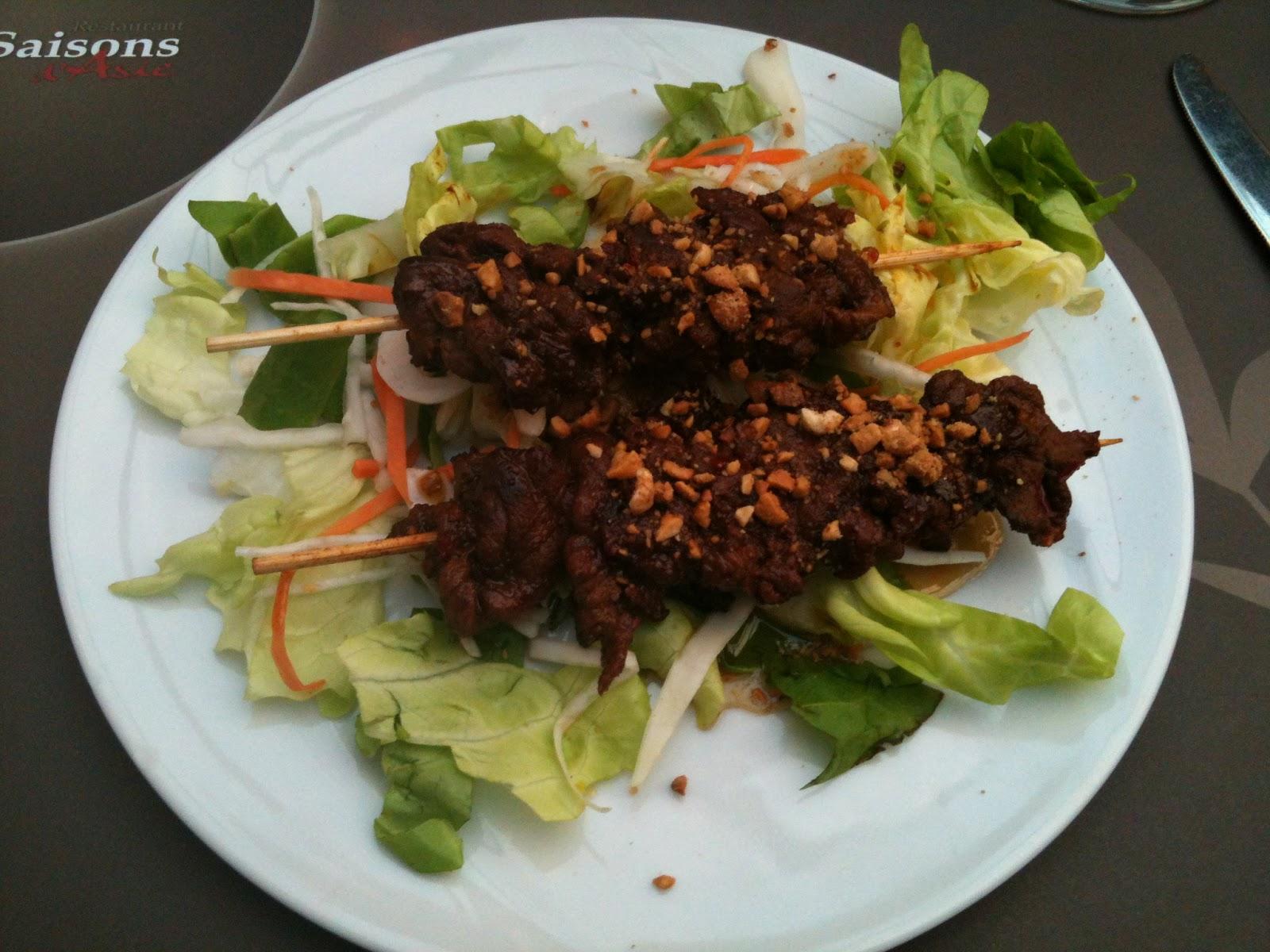 Les 4 saisons d 39 asie cuisine vietnamienne si mhmmm for Cuisine vietnamienne