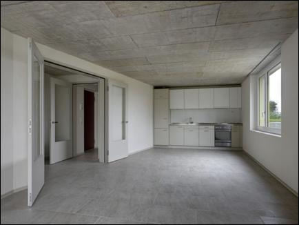En Zúrich, un edificio especialmente diseñado para las personas con ...