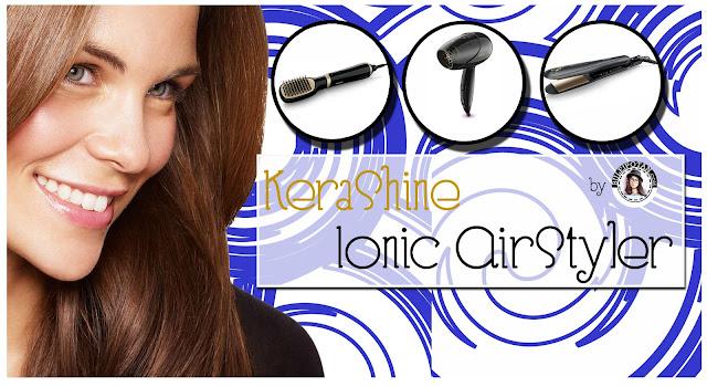 Hair Styling tanpa merusak KERATIN, Coba Kerashine Styler