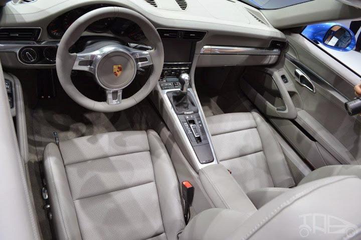 போர்ஷே 911 டார்கா