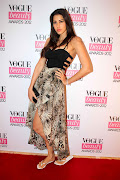 Celebs at Vogue Beauty Awards.