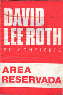 pase backstage de david lee roth