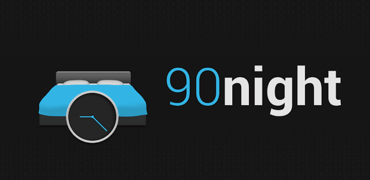 90night: A Sleep Cycle Calculator for Android Based on sleepytime