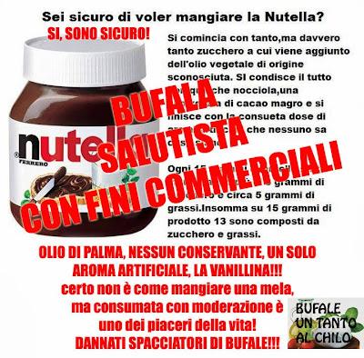 nutella, boicotta, olio di palma,