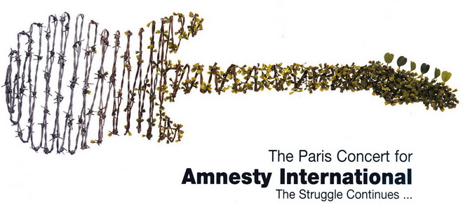 The Paris Concert for Amnesty International 1998