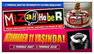 MİZAHHABER 11 YAŞINDA!...