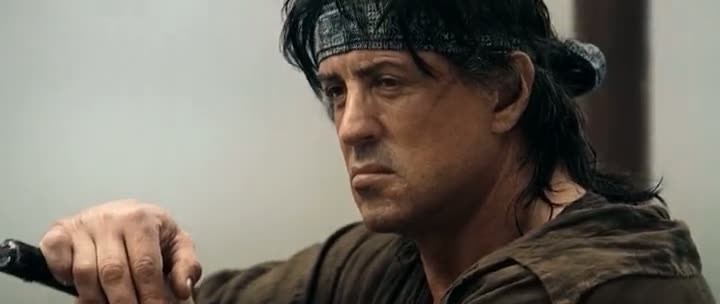 Screen Shot Of Rambo 4 (2008) Dual Audio Movie 300MB small Size PC Movie