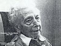 Clementine Van den Brande 1891-1993, gevierd als honderdjarige