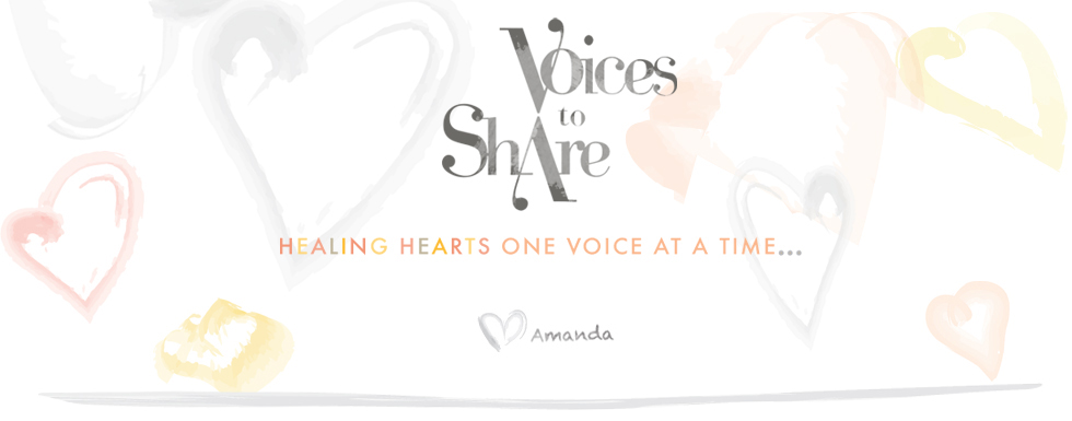 Voices to Share by Amanda Daniels