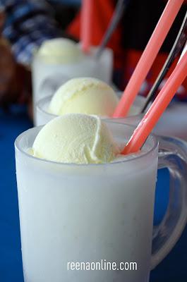 Coconut Shake