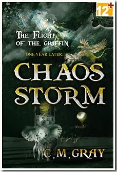 CHAOS STORM has arrived on Amazon