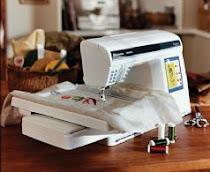 Mine sy-broderi maskiner