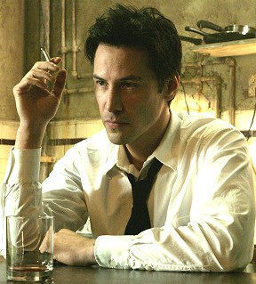 keanu reeves smoking