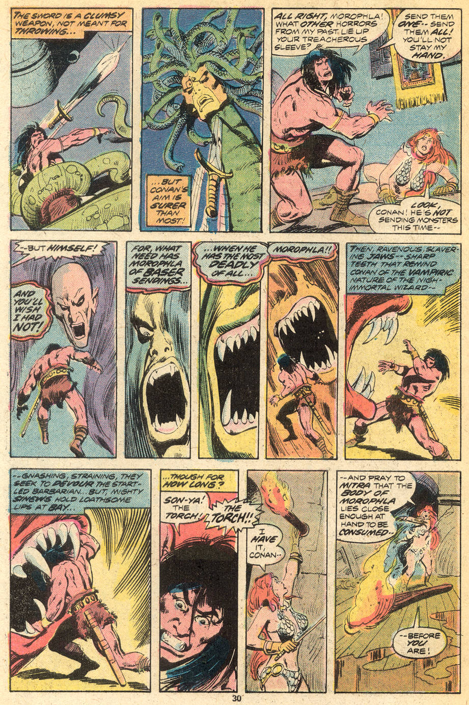 Conan the Barbarian (1970) Issue #44 #56 - English 17