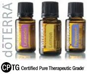 doTERRA CPTC Essential Oils