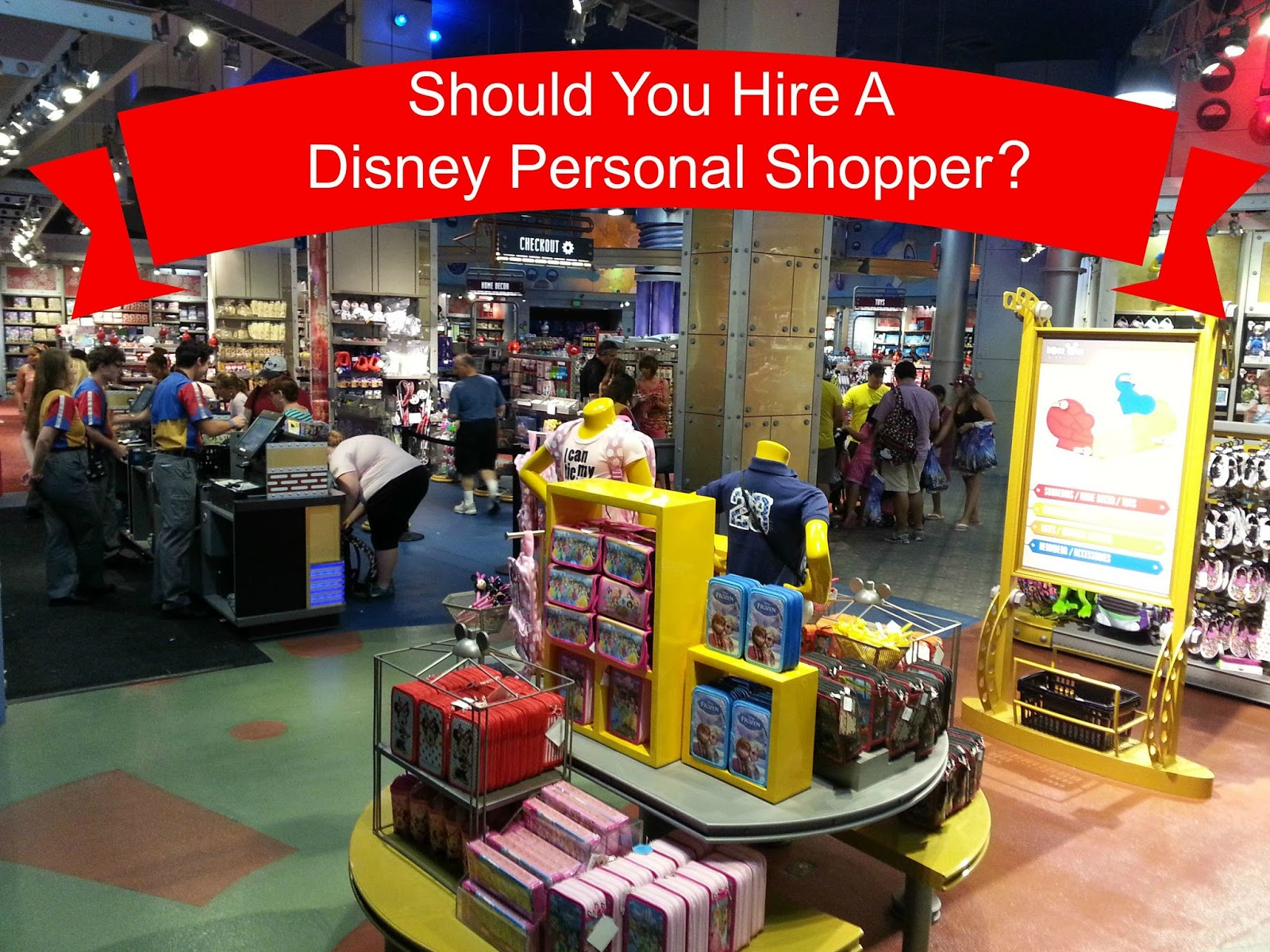 Should you hire a disney personal shopper home is where the mouse is - Home personal shopper ...