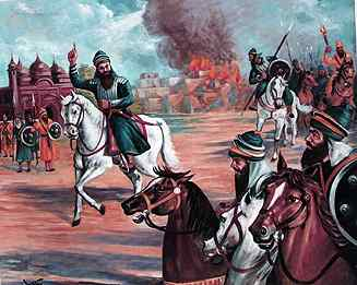 Shocking Facts about Babur - Massacre