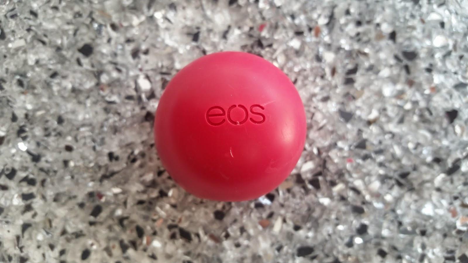 Lippenpflege EOS - www.annitschkasblog.de