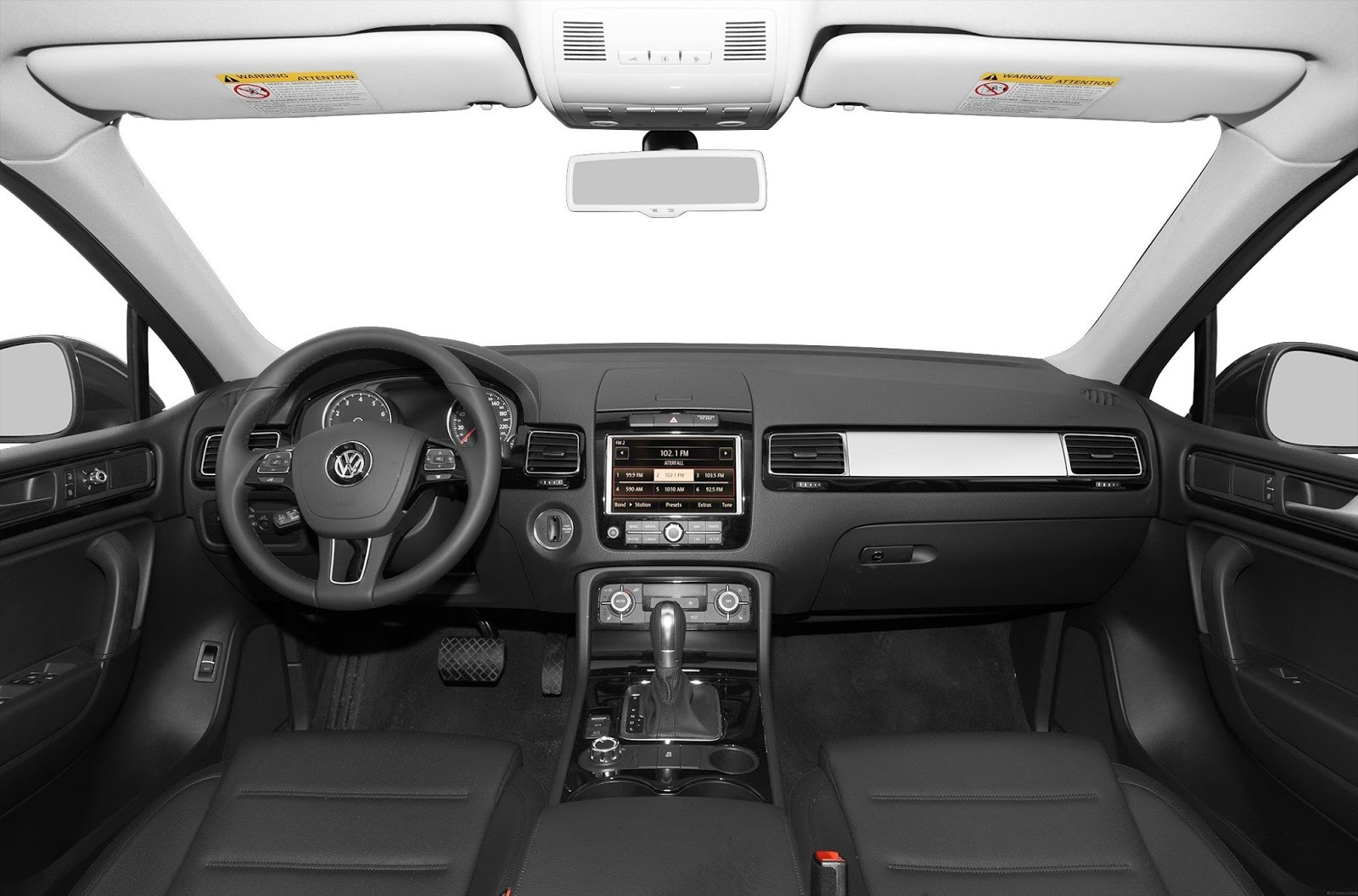 2015 Volkswagen Touareg CC 1600 x 900 HD