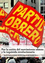Por la unión del movimiento obrero y la izquierda revolucionaria