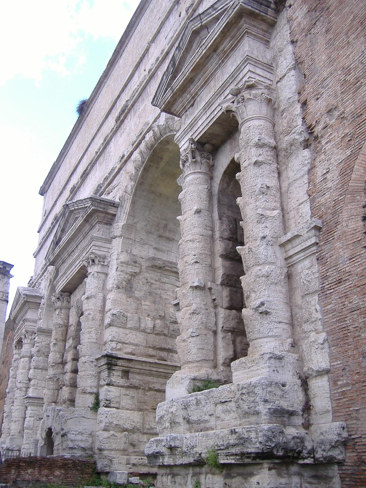 Girare roma porta maggiore for Porta maggiore