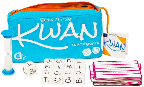 Show Me the Kwan Word Game