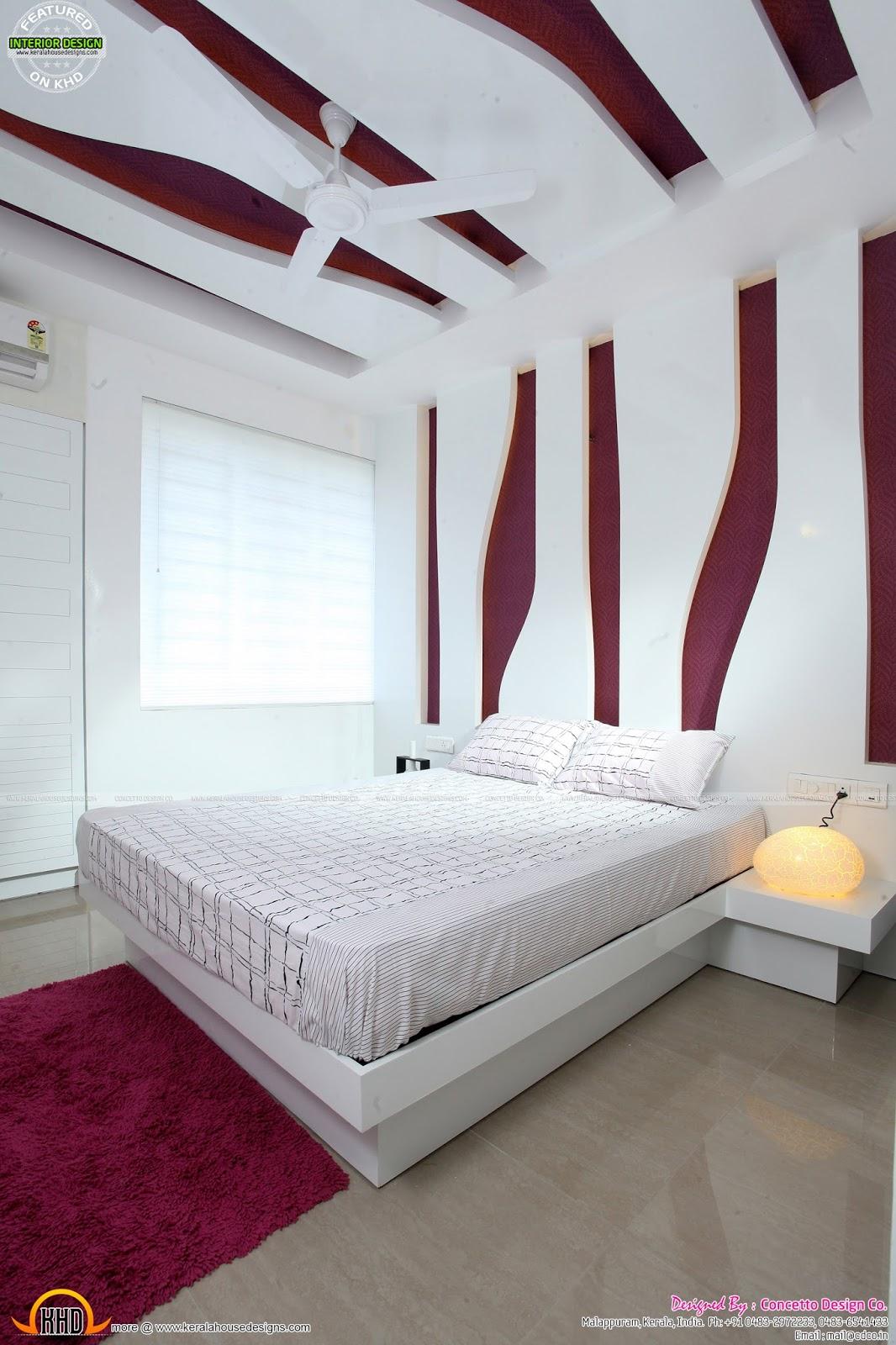 Furnished Kerala Interior Design Kerala Home Design And