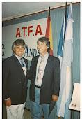 CLÍNICA DE FÚTBOL INTERNACIONAL 2004 - A.T.F.A. - MENDOZA - ARGENTINA