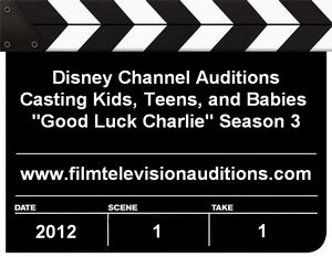 Disney Channel Auditions Good Luck Charlie Season 3