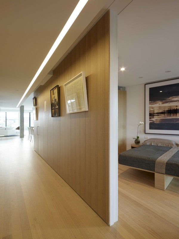 Casas minimalistas y modernas pasillos modernos - Alfombras para pasillos modernas ...
