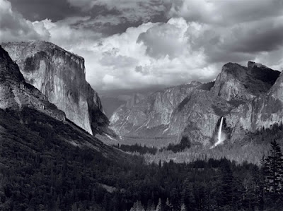 Ansel Adams, Yosemite Valley Thunderstorm