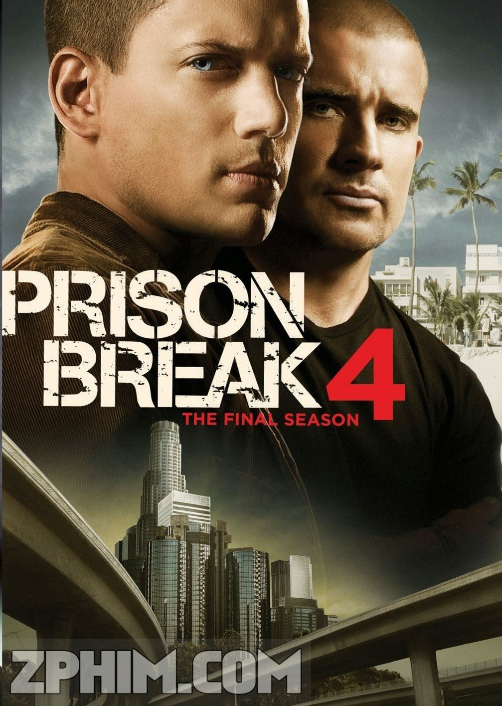 Vượt Ngục 4 - Prison Break Season 4 (2009) Poster