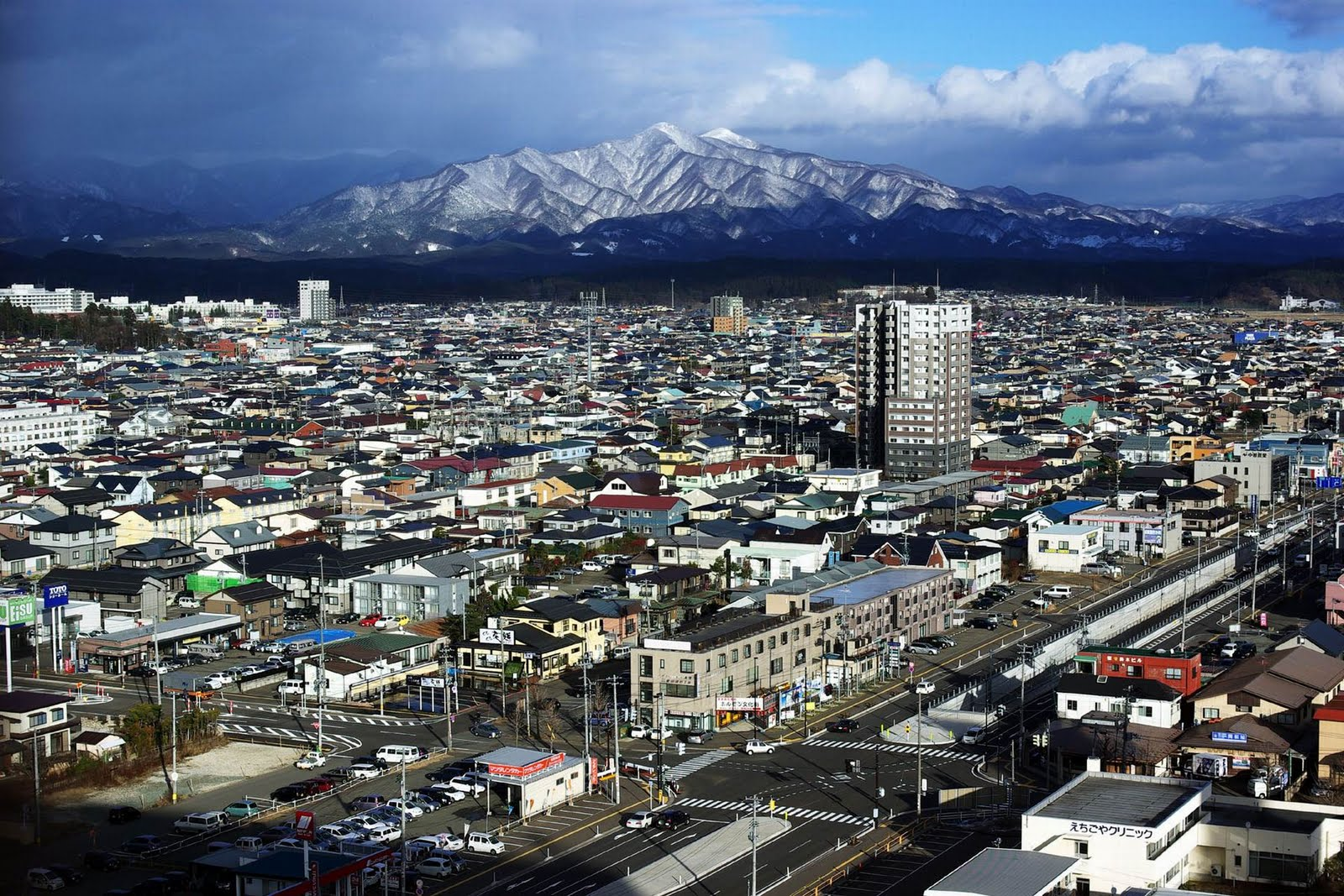 Akita Japan  city photo : ... Sky: New Poll: Which of these are the most beautiful Japanese cities