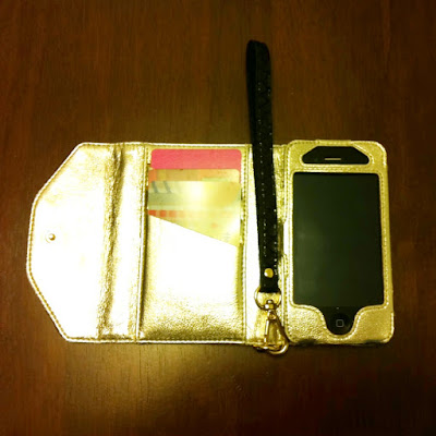 michael kors wallet clutch iphone ipod touch cases. Black Bedroom Furniture Sets. Home Design Ideas