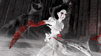 hysteria bloody vorpal Alice: Madness Returns Hysteria Mode