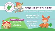 ♥ Februar Release  ♥